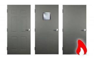Лицензия мчс на установку противопожарных дверей: условия и порядок получения