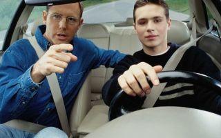 Что будет если несовершеннолетнего поймают за рулем