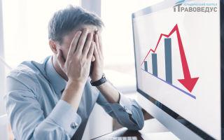 Фиктивное банкротство — статья 197 УК РФ: состав преступления и ответственность