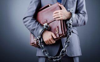 Незаконная предпринимательская деятельность: наказание физическим лицам