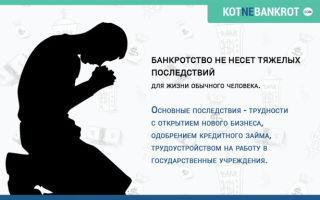 Банкротство поручителя физического лица: особенности и последствия