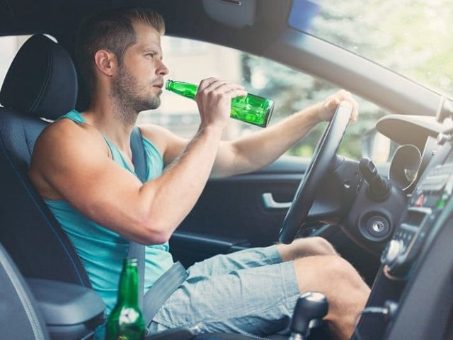 Как гаишники разводят на алкоголь алкотестером