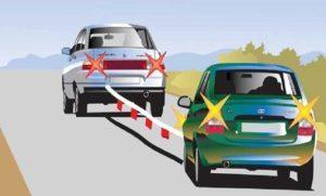 Буксировка транспортных средств: правила и штрафы за нарушения