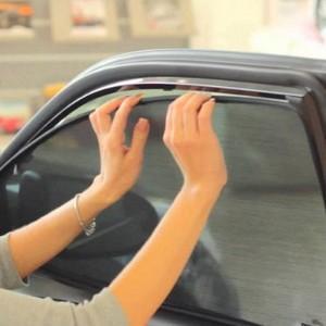 Шторки на автомобильные стекла: какие разрешены и в каком случае выписывают штраф