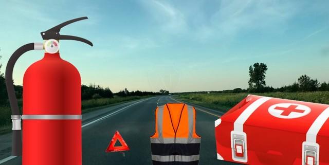 Огнетушитель автомобильный: требования и штраф за отсутствие