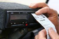 Карта водителя для тахографа и штраф за её отсутствие