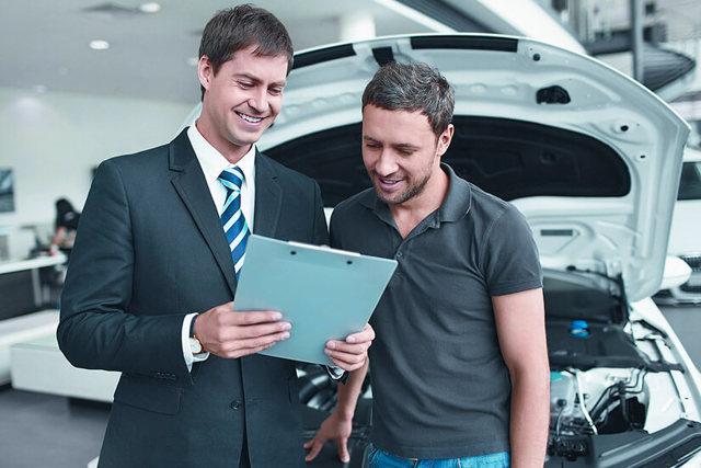 Договор купли-продажи автомобиля по наследству: образец составления
