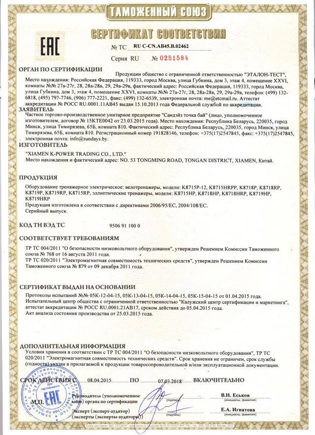 Документы подтверждающие качество товара: список и особенности оформления