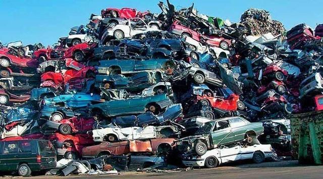 Можно ли поставить на учет утилизированный автомобиль