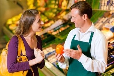 Возврат продуктов питания надлежащего качества и ненадлежащего