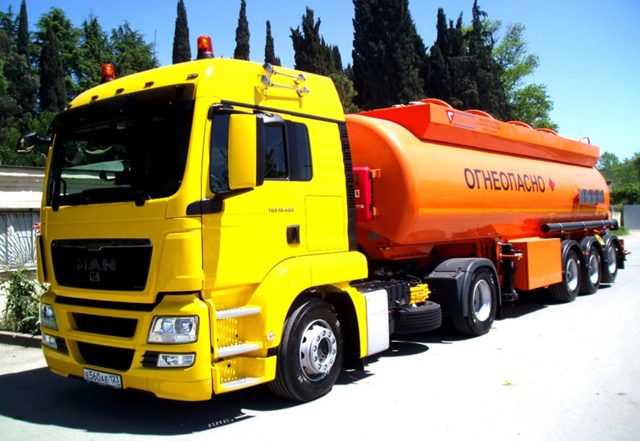Штраф за перевозку опасного груза без разрешения или нарушение правил