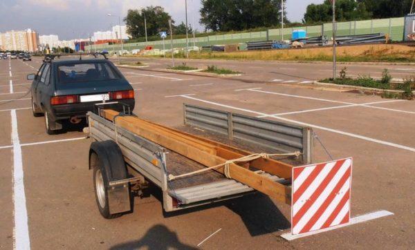 Штраф за перевозку негабаритного груза - серьезные суммы