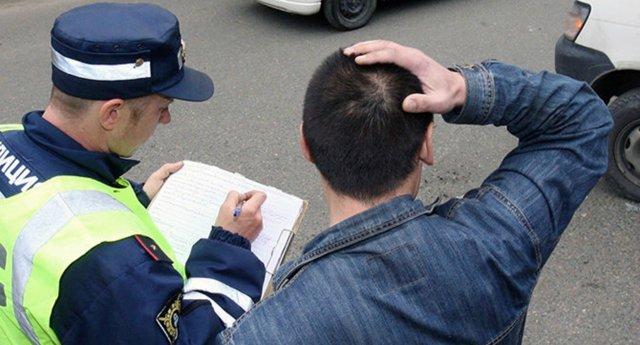 Какое наказание за езду без прав после лишения