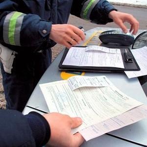 Езда на незарегистрированном авто: какой штраф