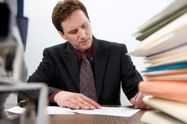 Жалоба на пенсионный фонд: образец составления и порядок подачи
