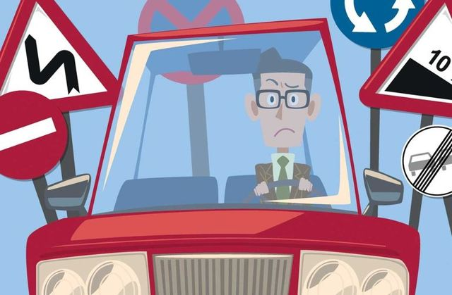 Как сдать на права для управления транспортным средством