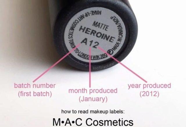 Косметический калькулятор срока годности косметики: как узнать дату выпуска по батч коду