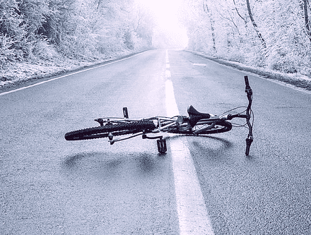 ДТП с велосипедистом: ответственность участников движения