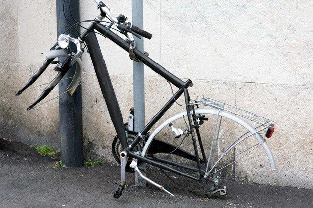 Украли велосипед - что делать, как найти виновного и какую ответственность он несет