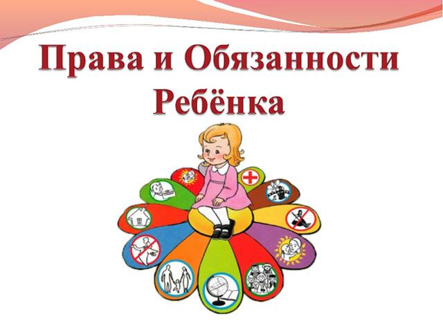 Права ребенка в семейном праве России по Главе 11 Семейного Кодекса и его обязанности