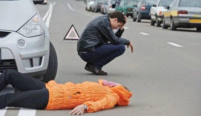 Сбили человека на пешеходном переходе: что грозит за наезд с причинением вреда и летальным исходом