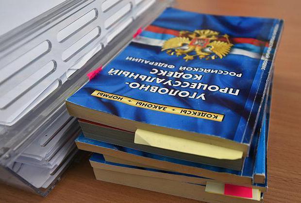 Обязательство о явке в уголовном процессе - ст. 112 УК РФ: суть, образец и ответственность за неисполнение