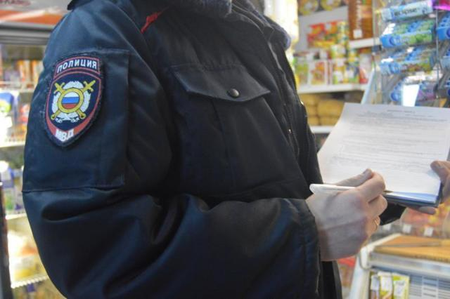 Заявление о краже в полицию: образец составления