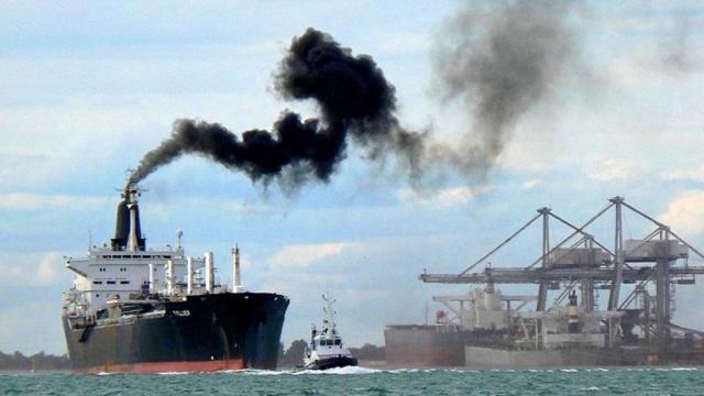 Ст 252 УК РФ - Загрязнение морской среды: особенности состава преступления и ответственность